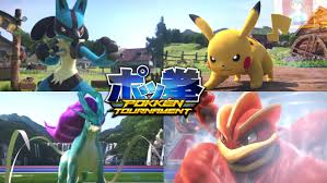 Pokken Tournament WiiU