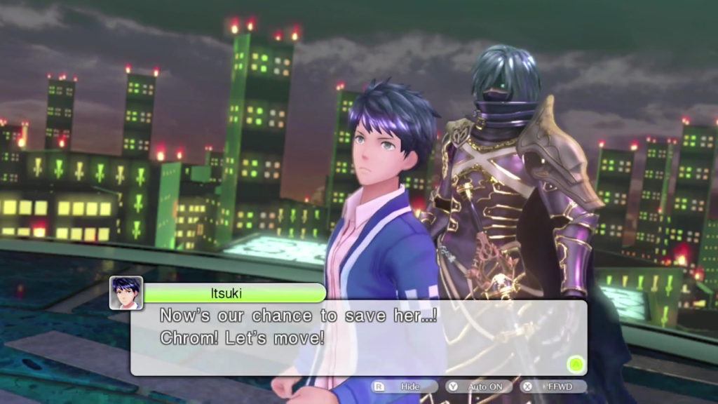 Tokyo Mirage Sessions subtitles