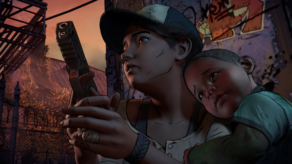 The Walking Dead y Telltale Games: un Matrimonio Feliz.