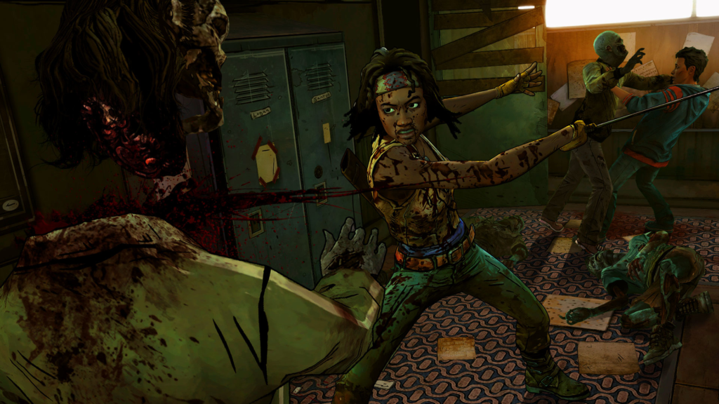 twd-michonne-machete