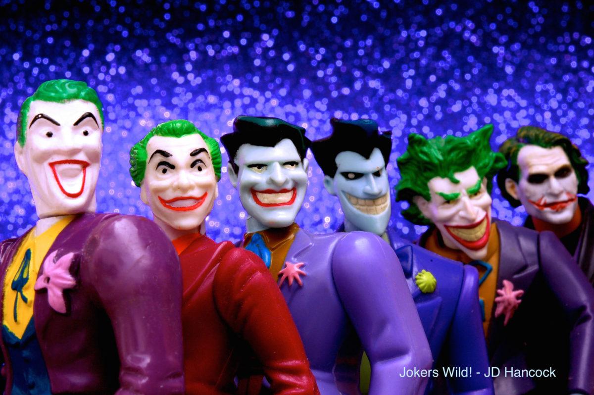 Joker Leto: Incompleto