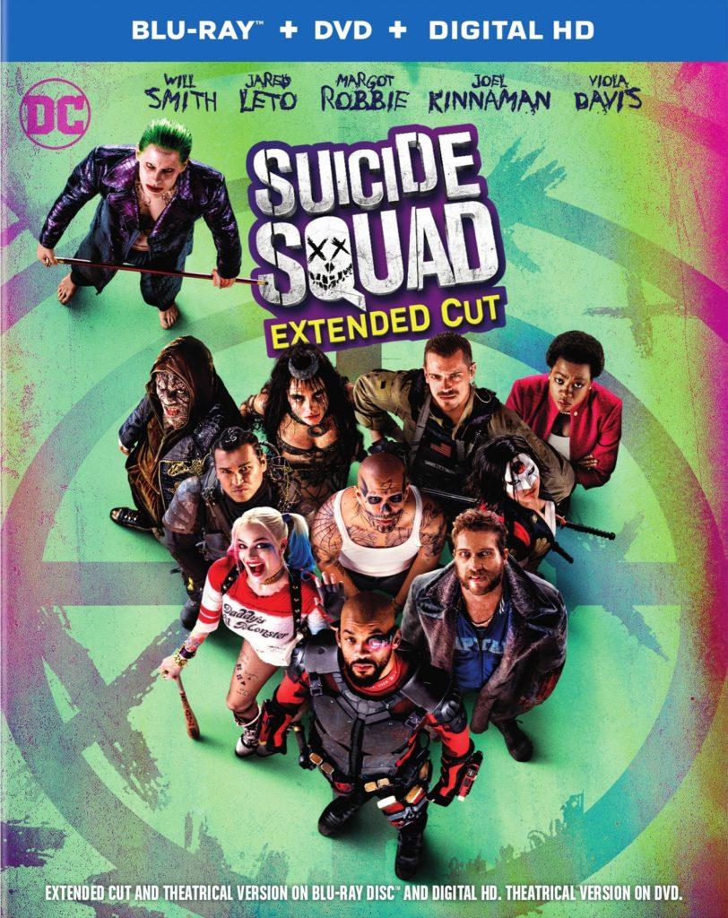 Suicide Squad Versión Extendida